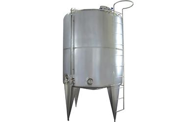 Dual-Layer Storage Tank Series (Vertical, Side or No Agitator)