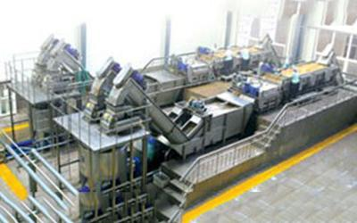 Apple Juice Concentrate Processing Line